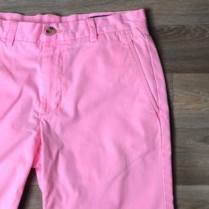 Vineyard Vines Shorts - Vineyard Vines shorts size 28 pink good shape